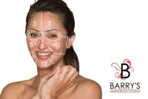 Dermalogica Facial Treatment at Barrys Hair Studio, Galway.