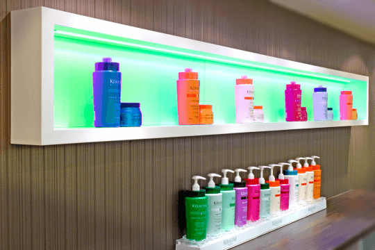 Hai Styling and treatment products